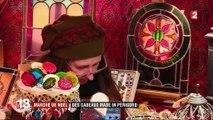 Dordogne : le marché de Noël de l'artisanat local