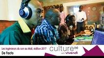 Les ingénieurs du son au Mali, édition 2017