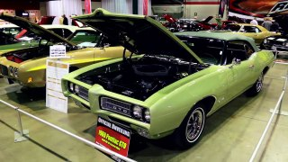 1969 Pontiac GTO Ram Air IV 4-Speed Convertible- Muscle Car Of The Week Video Episode 231 V8TV