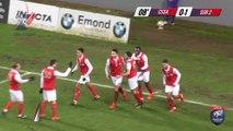 National2 gr.C : CS Sedan Ardennes-Stade de Reims 2 (4-3)