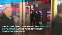 N.Y.C. Port Authority Terror Attack Suspect Identified
