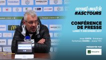 CDL - Avant-match / Amiens SC - Tours FC