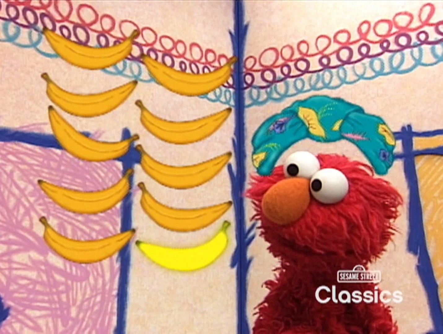 Elmo S World Bananas Original