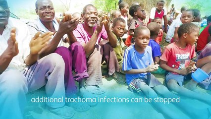 Individuals Working Together to Eliminate Trachoma | Pfizer