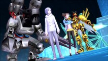 Digimon Story Cyber Sleuth : Hacker's Memory - Bande-annonce de 8 minutes