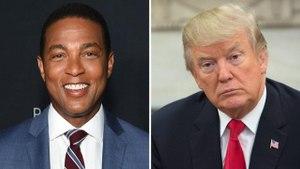 CNN Pushes Back on Trump's Criticism of Don Lemon   THR News