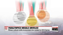 PyeongChang 2018 Paralympic Games medals unveiled