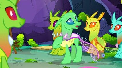 My Little Pony Temporada 7 Capitulo 17 Cambiando a un Cambiante Español Latino 1080p
