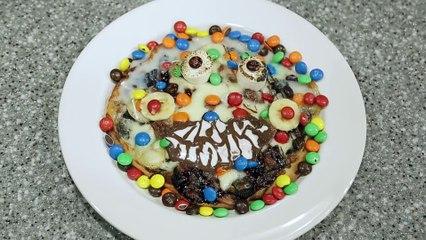 당 떨어질 때 먹는 디저트 초콜릿 피자! 머리가 핑돌아요 (쿡올데드 ep13-02) Crazy Oreo Pizza for Cold Winter's Night  (Cook Or Dead ep13-02)