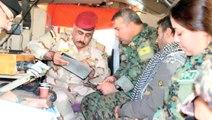 Irak Ordusu ve Terör Örgütü YPG, Ortak Koordinasyon Merkezi Kurmak İçin Anlaştı