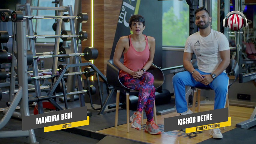 Learn Different Methods of Being Fit with Mandira Bedi