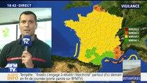 """Tempête Ana : """"Nous avons enregistré 2200 interventions des sapeurs-pompiers sur l'ensemble du territoire"""", Éric Belgioino"""