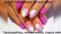 New Nail Art 2017  The Best Nail Art Designs Compilation June 2017 Lilac flowers-u_fkiwVAzqQ