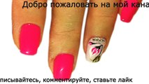 New Nail Art 2017  The Best Nail Art Designs Compilation June 2017 Small flowers from crystals-W2gZQkxjOBg