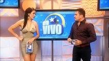 Une présentatrice critiquée à cause de sa robe trop courte