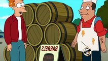 Futurama Bender con superinteligencia completo parte 2