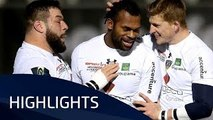 Saracens v ASM Clermont Auvergne (P2) - Highlights – 11.12.2017