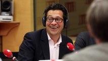 """Laurent Gerra imitant Patrick Bruel : """"Mi pense fort à doudou Laetitia tout seule dans case"""""""