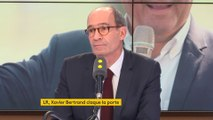 """Xavier Bertrand """"a quitté Les Républicains depuis bien plus longtemps"""", relativise Eric Woerth"""