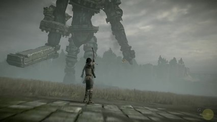 Shadow of the Colossus - 60 FPS Performance Mode and Cinematic Mode PS4 Pro