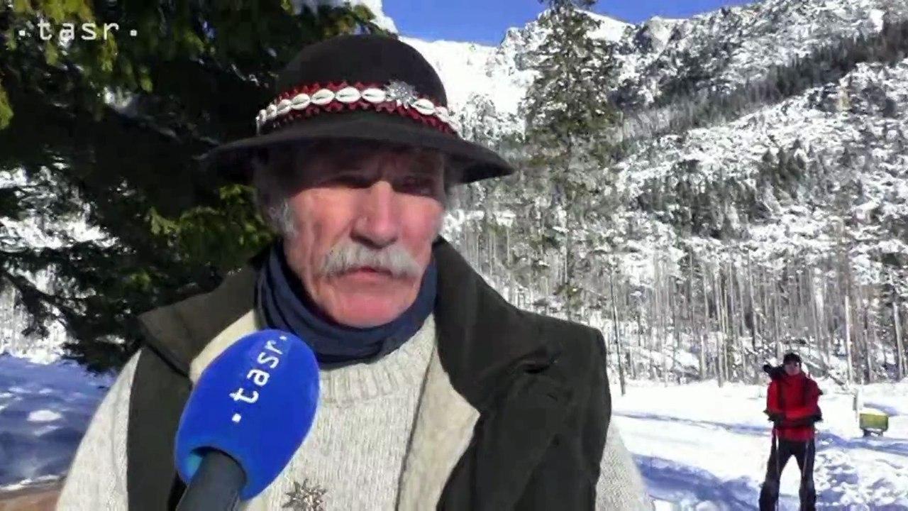 Tatry: Pred Rainerovou chatou vyrastú do Vianoc tri snežné diela