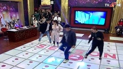 Judges Ne Kyun Di Couple Dance Performance  - Aap Ka Sahir Dance Compititon Season 2