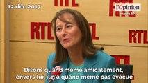Notre-Dame-des-Landes: Ségolène Royal se paie Jean-Marc Ayrault