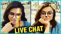 Rubina Dilaik Funny LIVE CHAT With Fans | Shakti Astitva Ke Ehsaas Ki