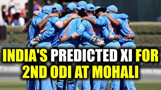 India vs SL 2nd ODI: Ajinkya Rahane likely to play in middle-order after Dharamsala debacle|Oneindia