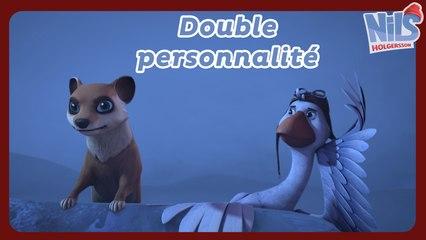 Nils Holgersson - Double personnalité