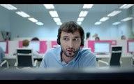 CIC – Spot TV – Le centre d'appels – Version Longue – Présenté par le CIC