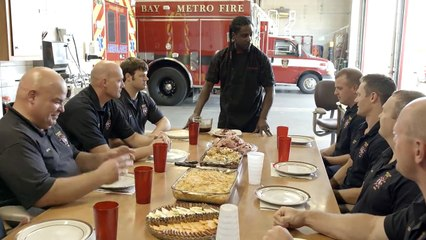 Cook Like A. Champion - S2 Highlight -  Firefighter Special