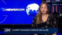 Les Républicains: Laurent Wauquiez cherche des alliés