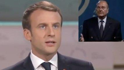 """Climat : """"On est en train de perdre la bataille"""", le """"Notre maison brûle"""" de Macron"""