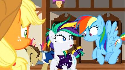 My Little Pony Temporada 7 Capitulo 19 La melena no lo es todo Español Latino 1080p