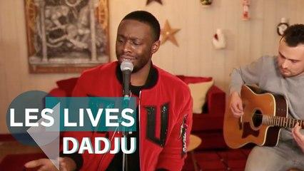 Dadju - Live & Interview