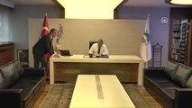 Akar'ın Kayseri'de Yaptırdığı Cami - Kayseri Büyükşehir Belediye Başkanı Çelik