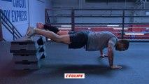 Ilosport - Musculation : Trois exercices pour le haut du corps