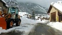 Hautes-Alpes/Névache : l'accès est impossible