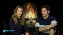 James Marsden & Michelle Monaghan On 'The Best Of Me'