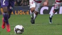 All Goals France  Coupe de la Ligue  Round 4 - 12.12.2017 Toulouse FC 2-0 Girondins Bordeaux