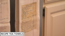 Recipe Tea Towel – Your Favorite Recipes Printed on a Tea Towel