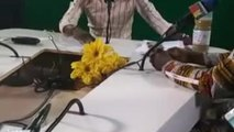 Samabaly Sam - Démission du Général Moussa Sinko