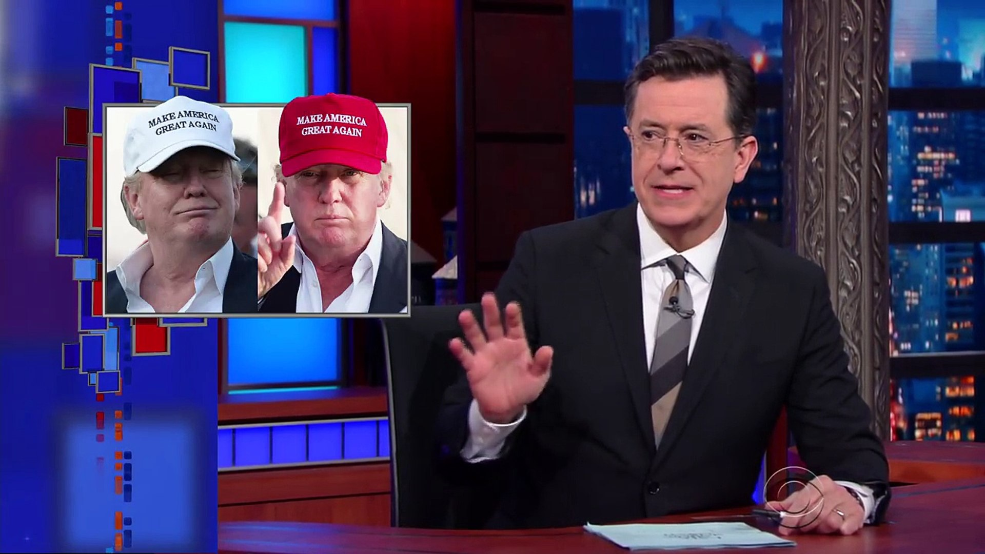 Cartoon Donald Trump Tells Stephen Who Started It-96Ivji-ph4A