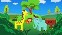Learn the Sloth Dance _ Sleepy Jungle Animal _ Twist, Shake and Jump! _ by Little Angel-4G7XJdyK7PQ