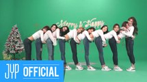 "TWICE(트와이스) ""Heart Shaker"" Dance Video (Studio Ver.)"