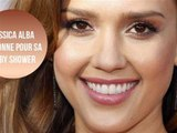 Jessica Alba : une baby shower classieuse