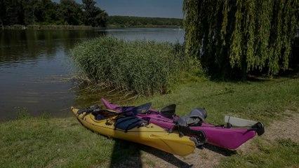 Ráckevei-Soroksári Duna 2017 május