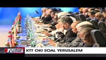 Negara Anggota OKI Gelar KTT Luar Biasa Terkait Yerusalem