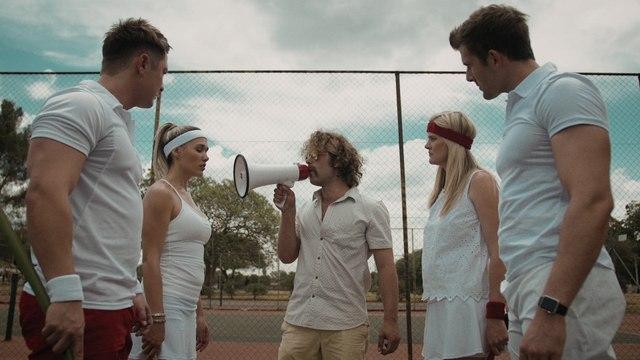 Dirk van der Westhuizen - Die Tennis Tune